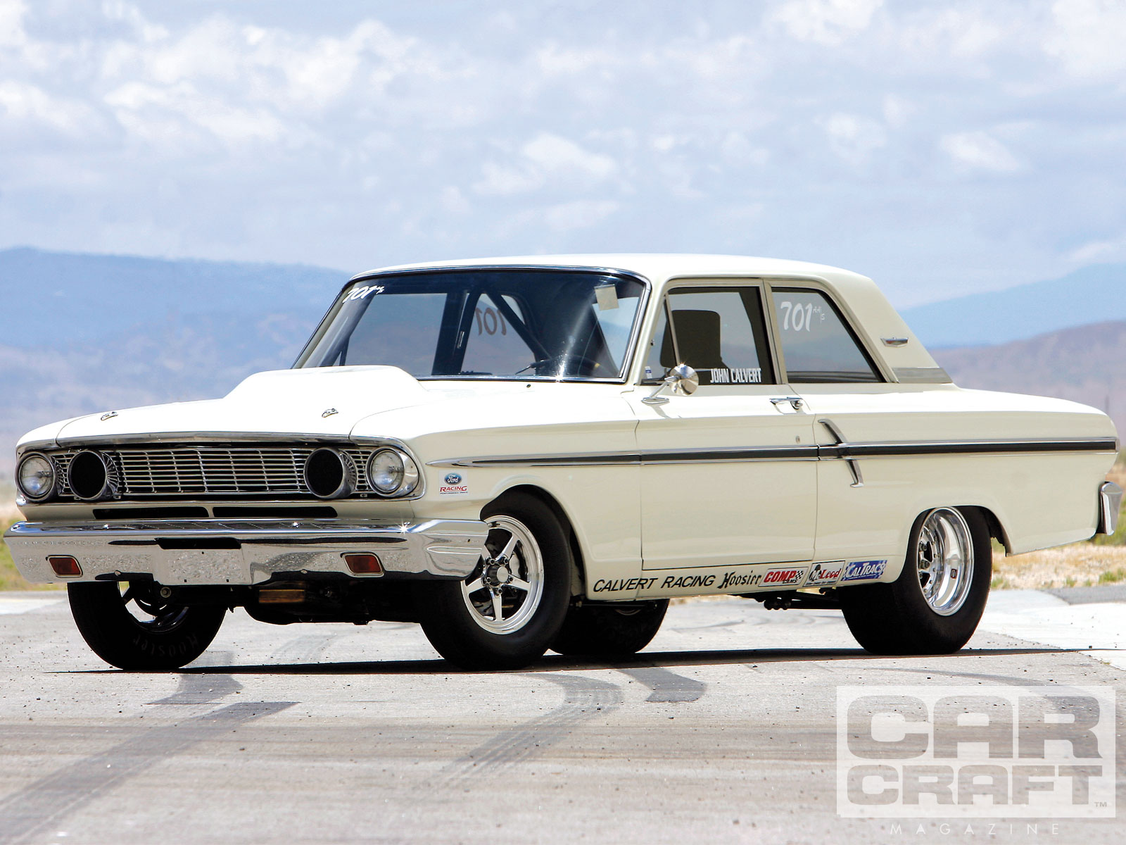 Ford Fairlane Thunderbolt Coupe 1964
