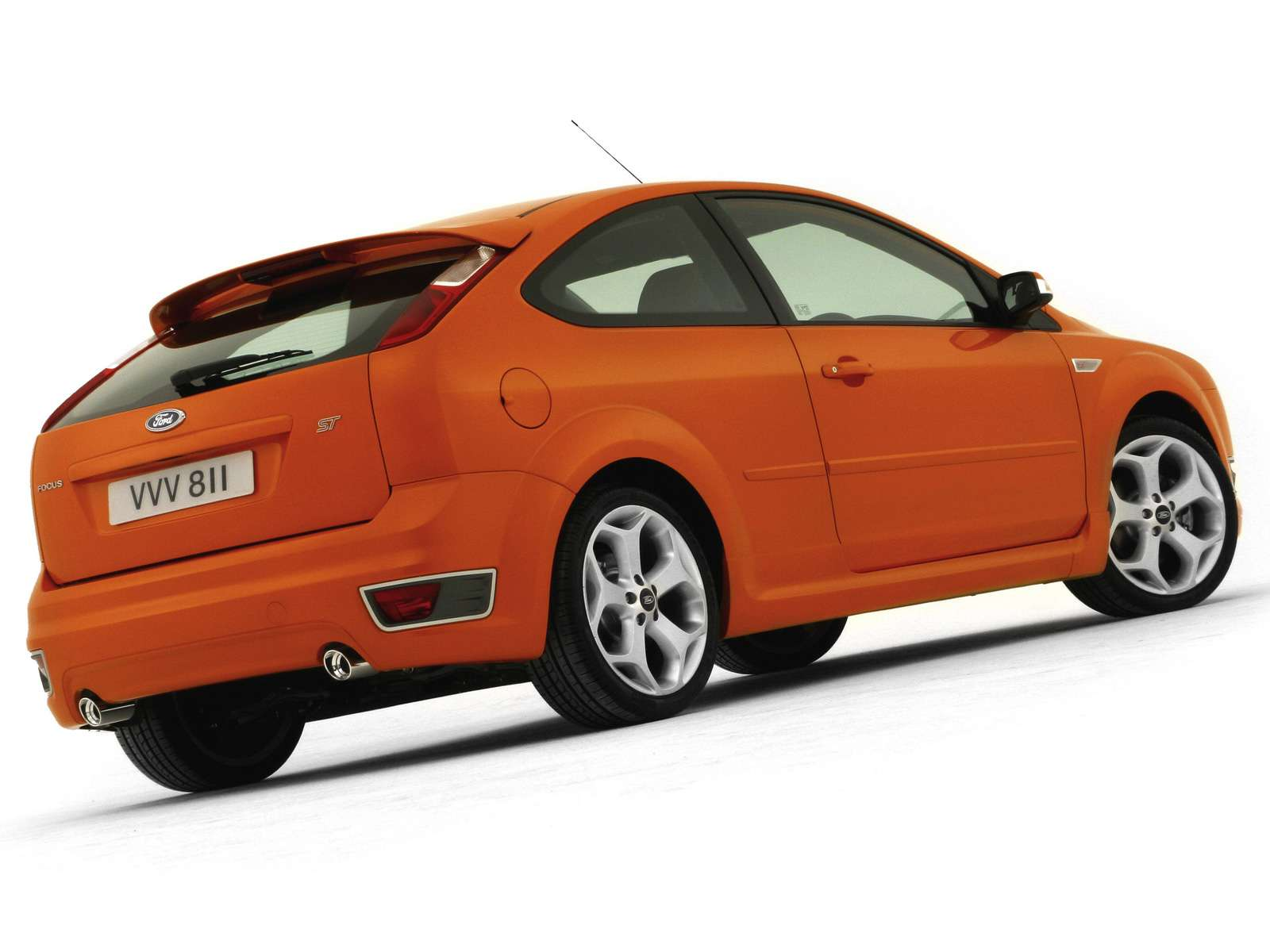 Ford Focus  ST 3 Door Hatchback 2007
