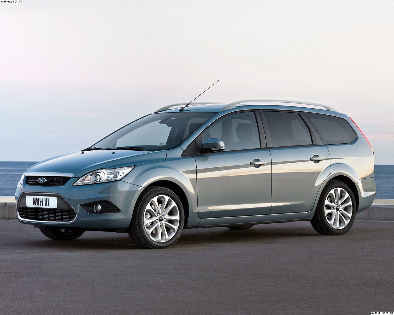 Ford Focus Wagon 2009