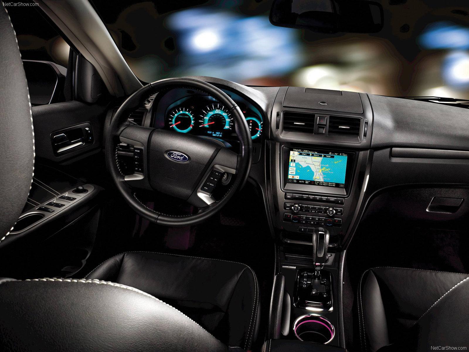 Тюнинг Ford Fusion Sedan 2010 фото тюнинга Форд Фьюжн