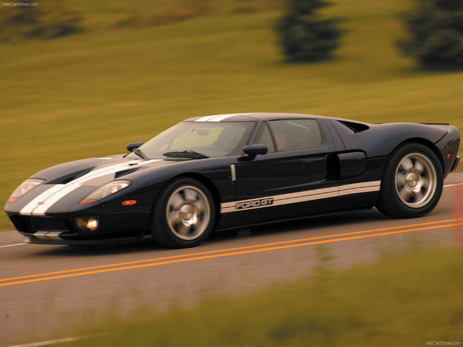Ford GT Coupe 2005