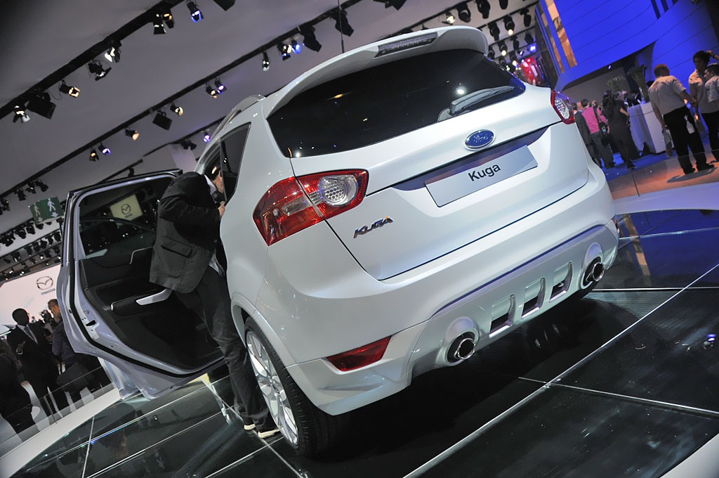 My perfect Ford Kuga. 3DTuning - probably the best car ...