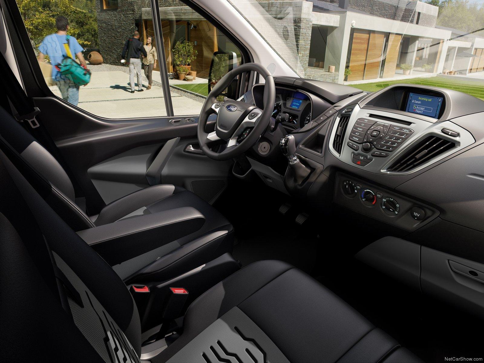 Ford Transit Van 2013