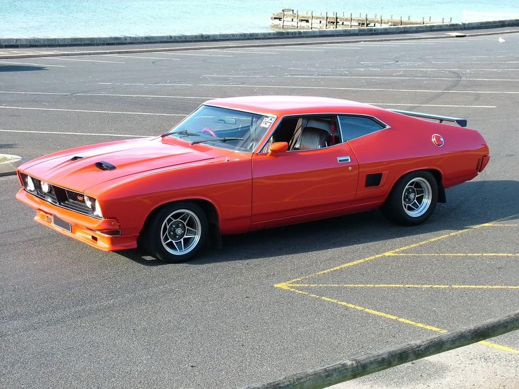 1973 Ford Falcon xB GT Coupe for Sale