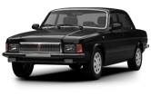 GAZ Volga 3102 Sedan 1982