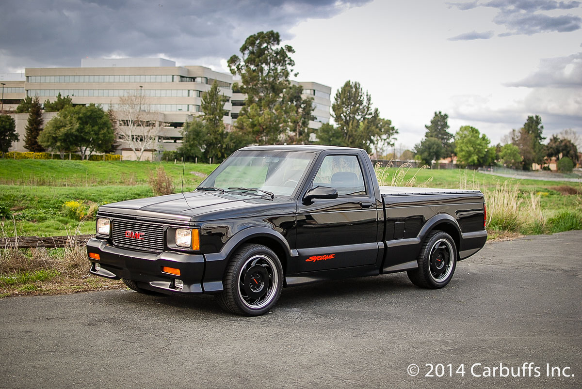 3dtuning of gmc syclone pickup 1991 unique. Black Bedroom Furniture Sets. Home Design Ideas