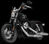 Harley-Davidson Dyna Street Bob Cruiser 2015