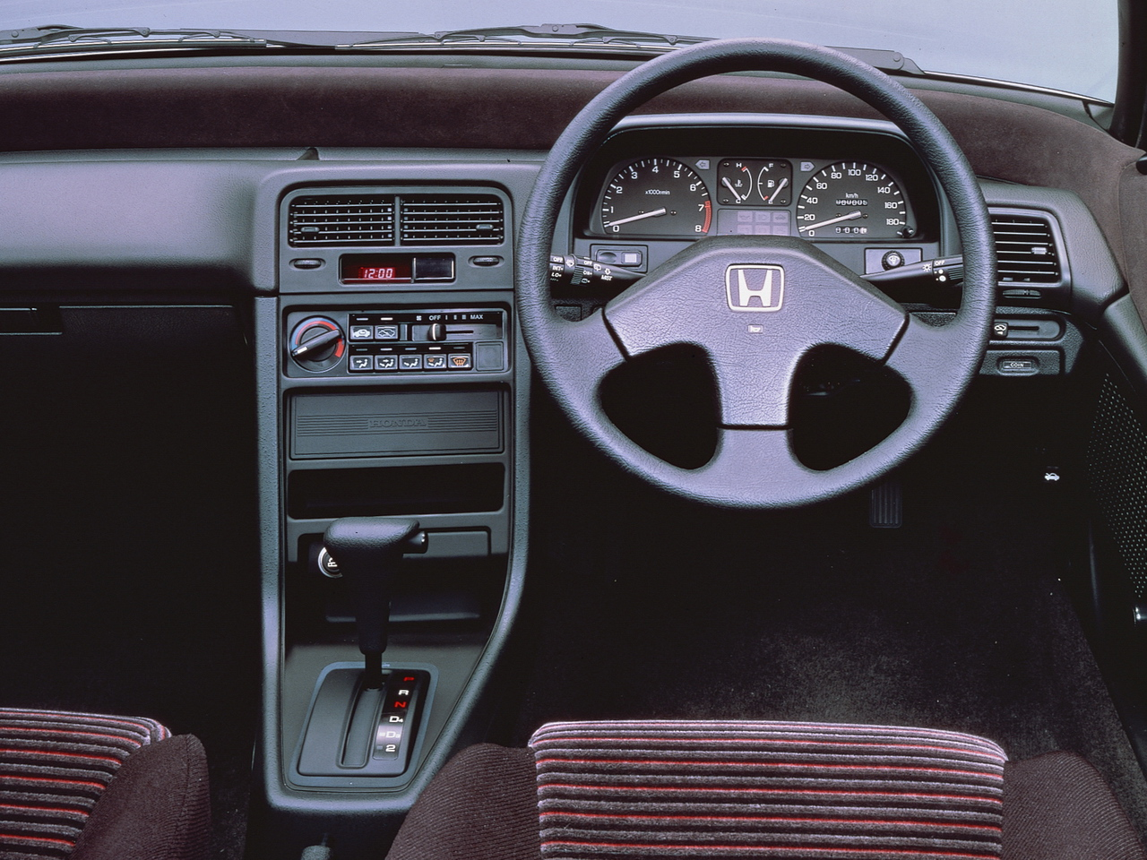 Honda CR-X SiR 3 Door Hatchback 1991