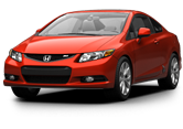 Honda Civic Si Coupe 2012