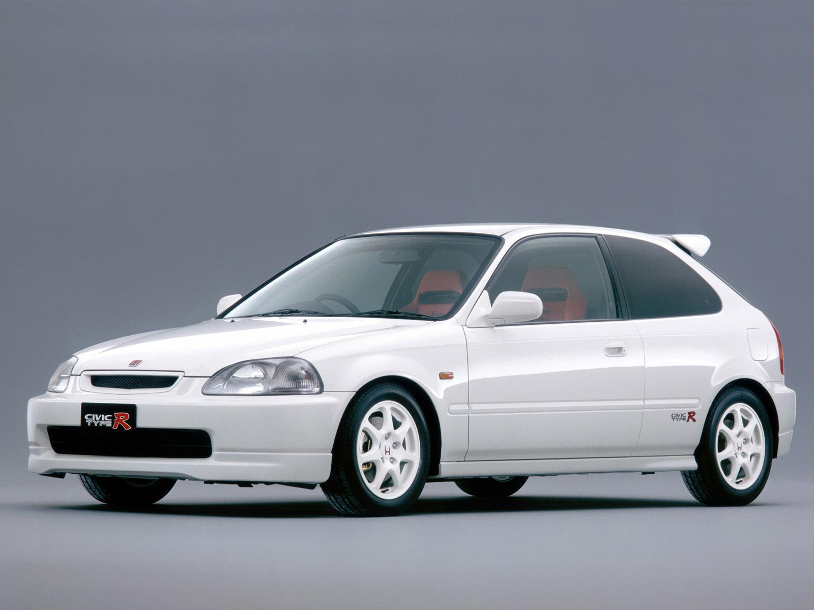 honda civic type r 3 door 1997