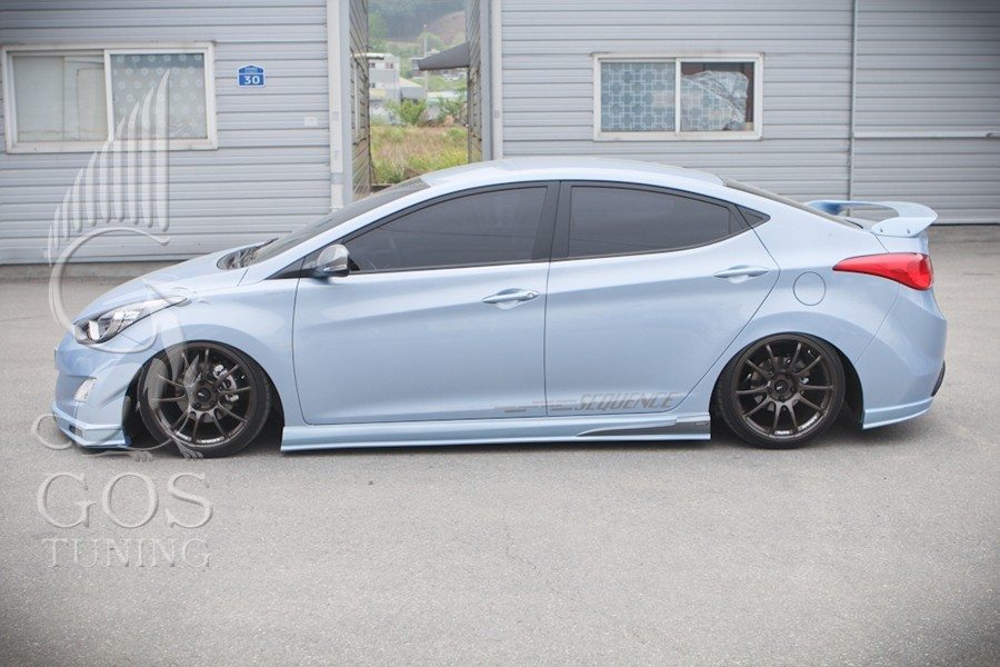Tuning Hyundai Elantra 2011 Online Accessories And Spare Parts For