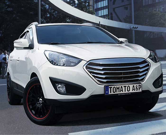 My perfect Hyundai IX35  3DTuning - probably the best car