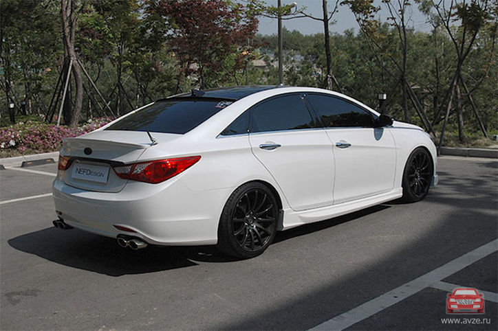 Tuning Hyundai Sonata 2012 Online Accessories And Spare