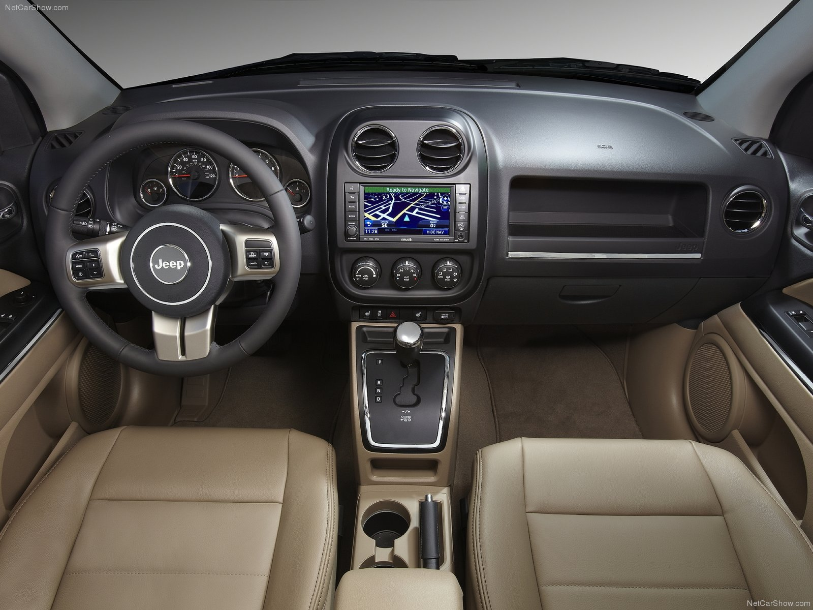 Jeep Compass SUV 2012