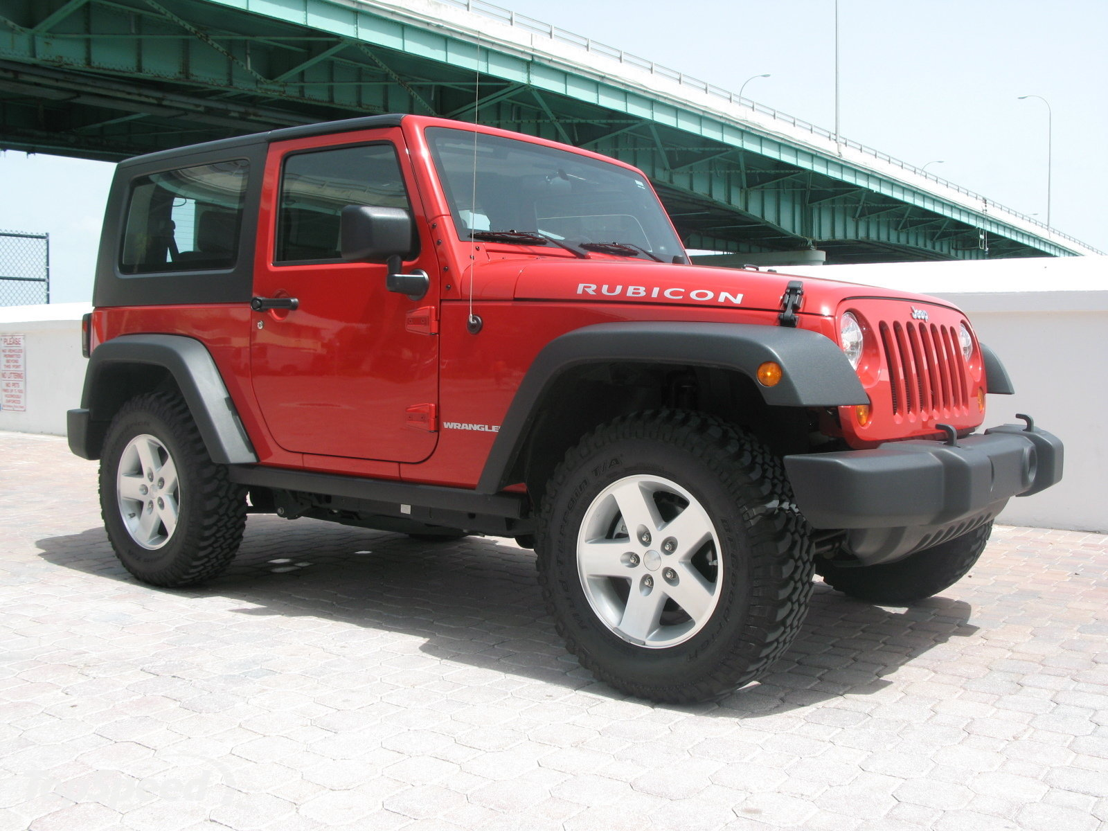Jeep Wrangler Rubicon Convertible 2012