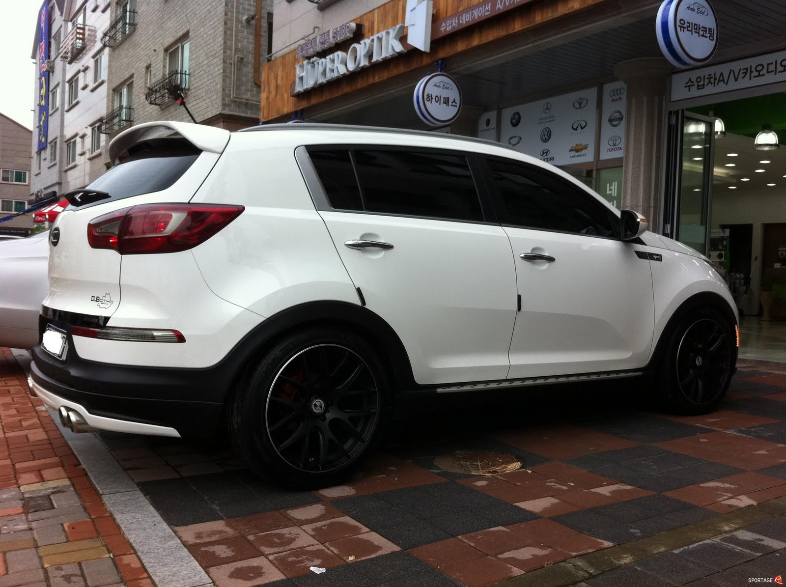 My Perfect Kia Sportage 3dtuning Probably The Best Car