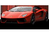 Lamborghini Aventador Coupe 2012