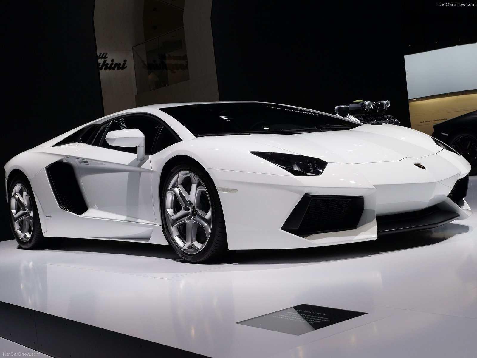 3dtuning Of Lamborghini Aventador Coupe 2012 3dtuning Com