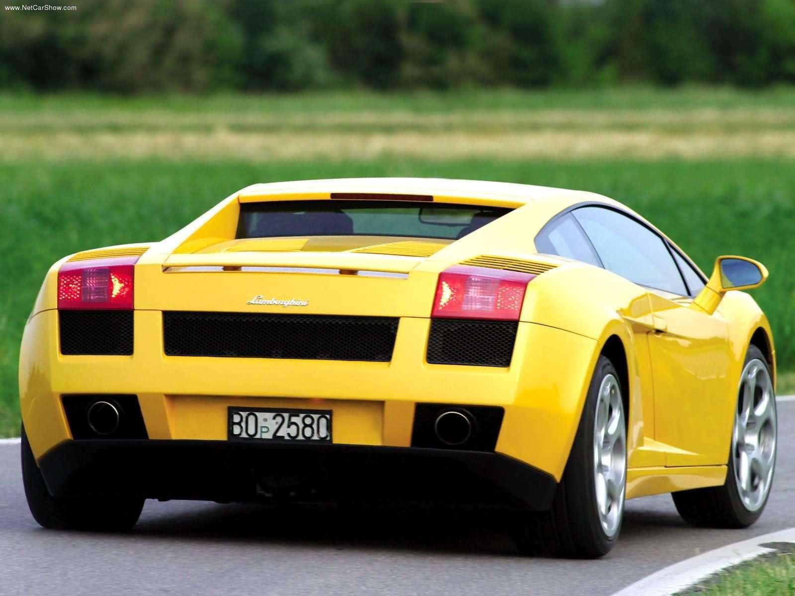 ... Lamborghini Gallardo Coupe 2005 ...