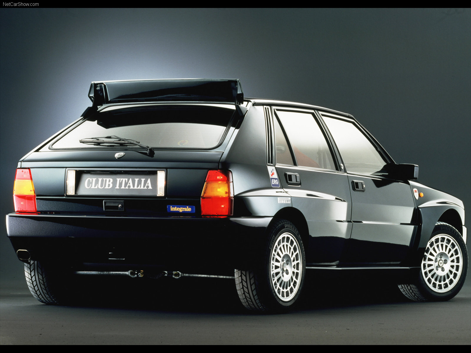 3dtuning of lancia delta evo 5 door hatchback 1992 unique on line car. Black Bedroom Furniture Sets. Home Design Ideas