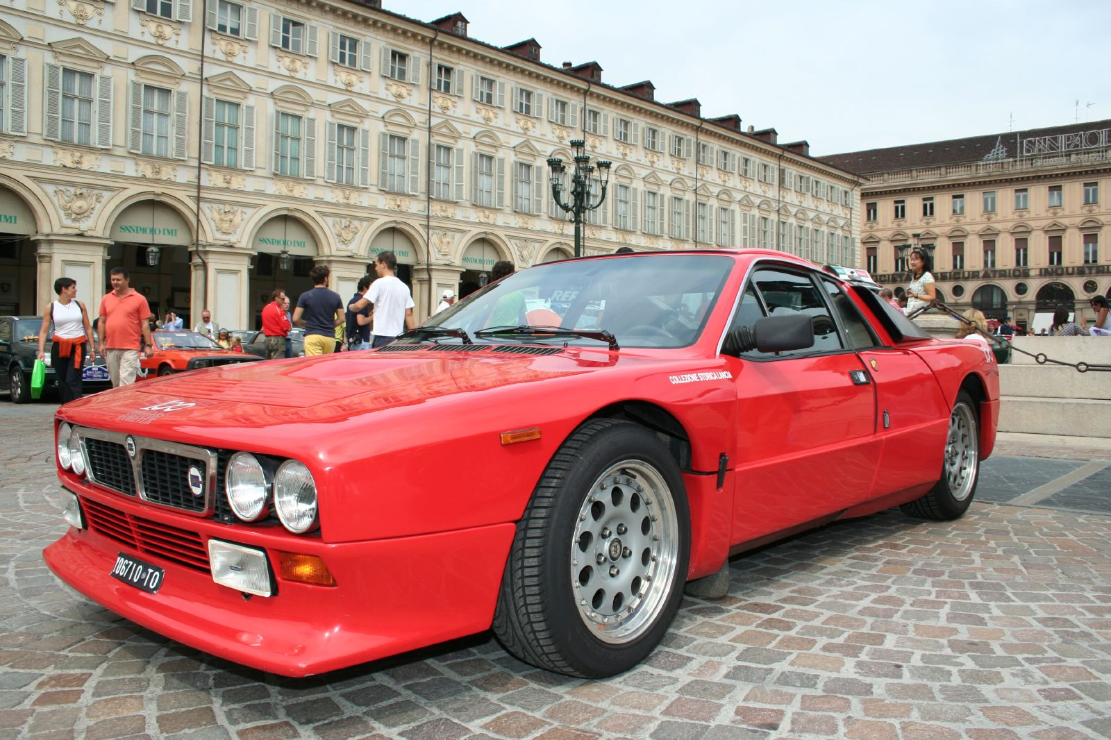 Lancia Rally 037 Coupe 1982