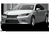Lexus ES Sedan 2013