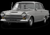 Lotus Cortina Coupe 1966