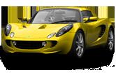 Lotus Elise Coupe 2002
