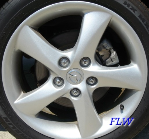 Mazda 3 5 Door Hatchback 2008
