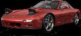 Mazda RX-7 2 Door Coupe 1997