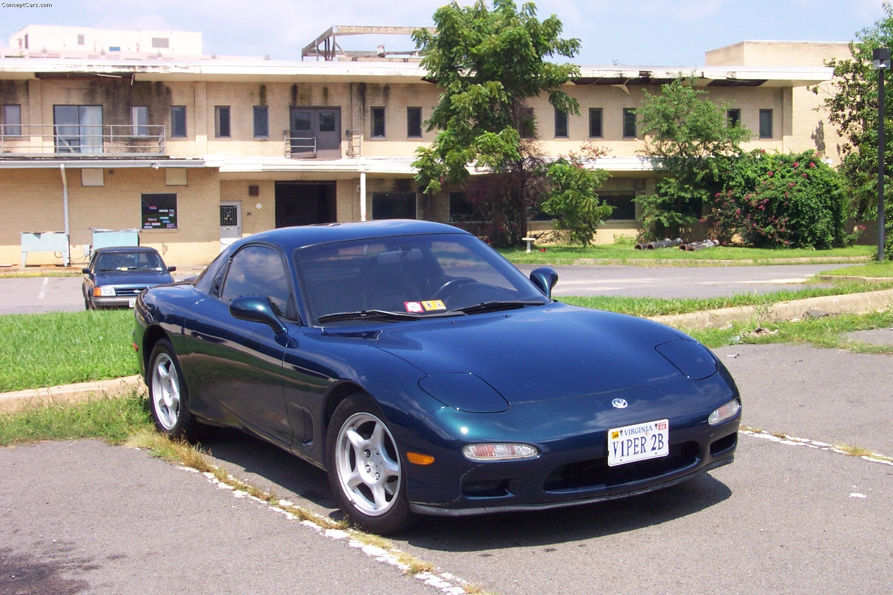 3dtuning of mazda rx-7 coupe 1997 3dtuning - unique on-line