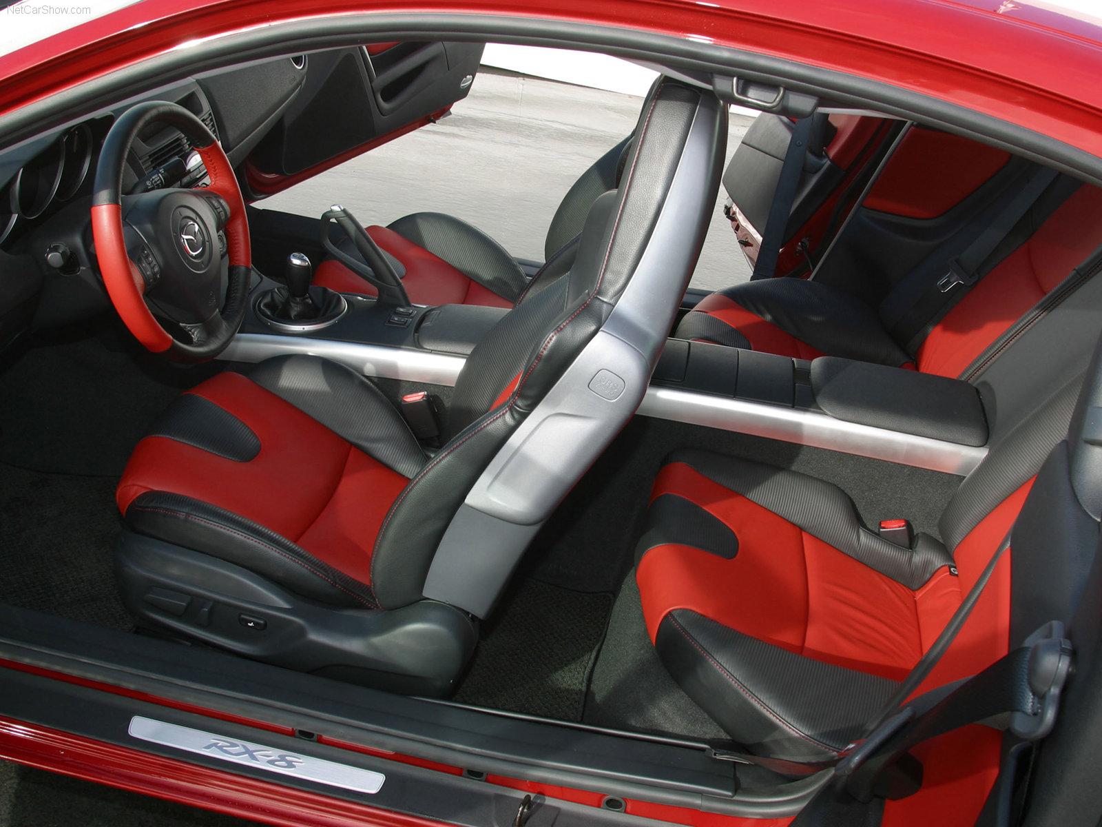 Mazda Rx8 Interior Parts