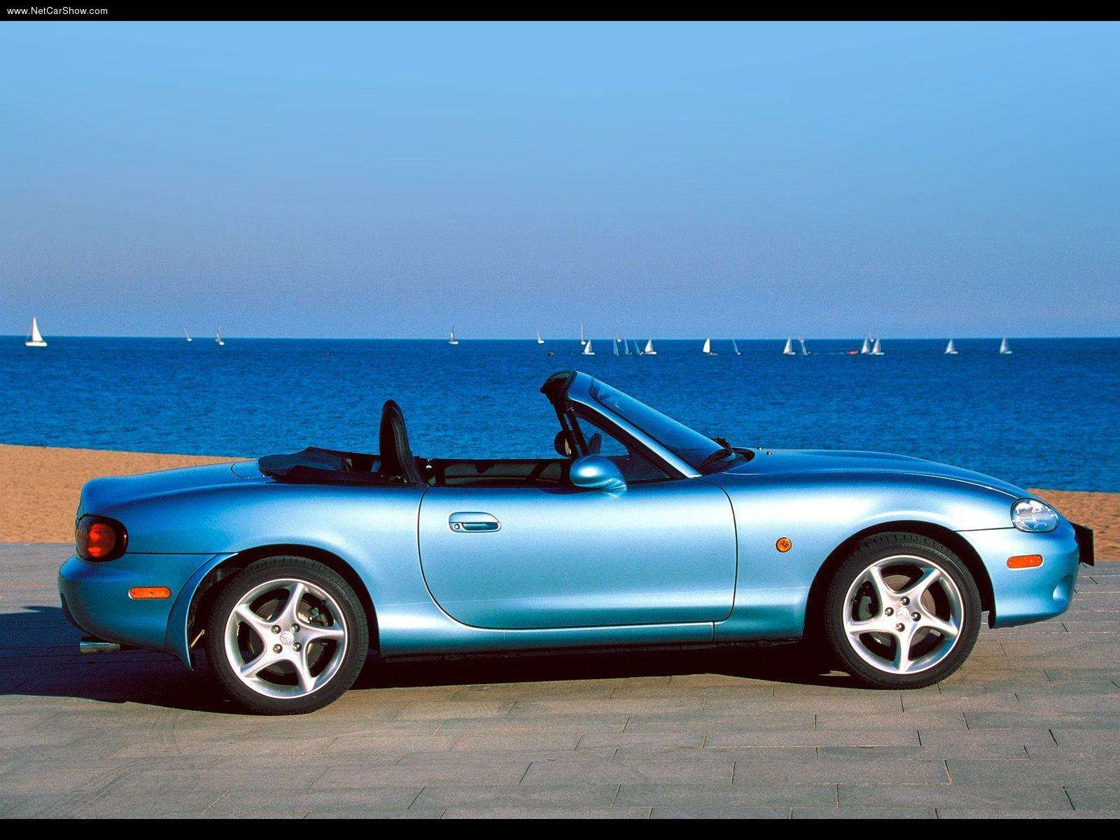 Mazda Speed Roadster Convertible 2001