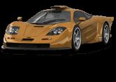 McLaren F1 GT Coupe 1997
