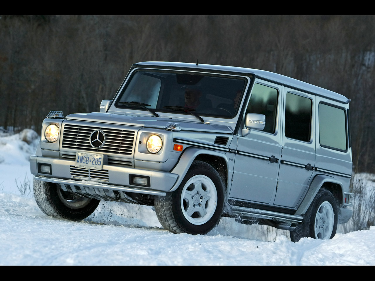 3dtuning Of Mercedes G Class Suv 2011 3dtuning Com
