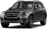 Mercedes GLK class SUV 2013