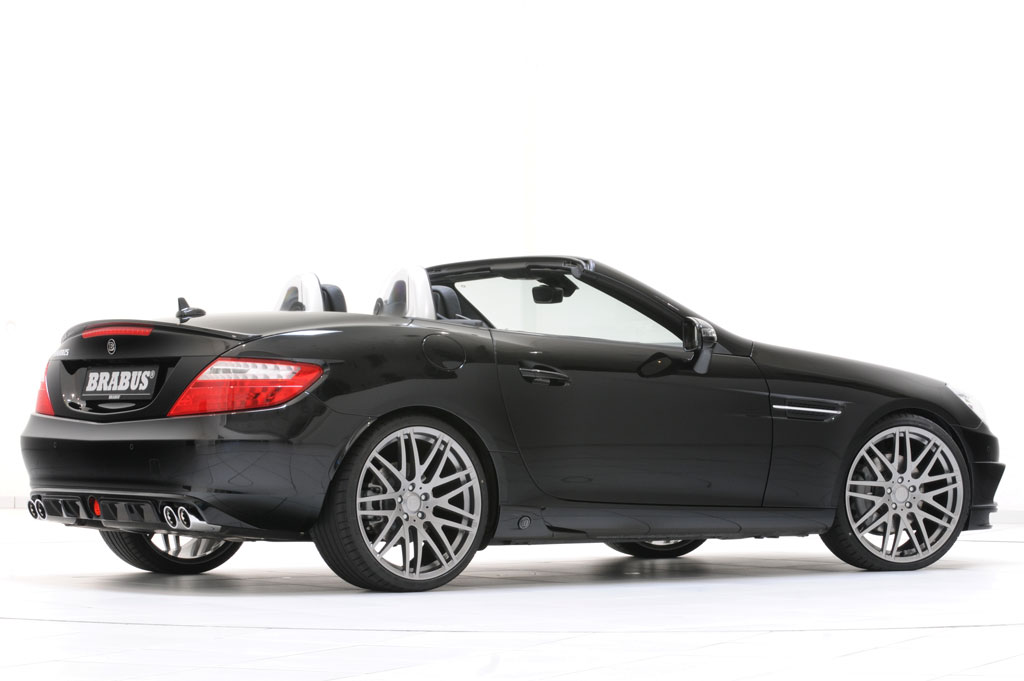 Mercedes SLK class Coupe 2012