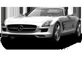 Mercedes SLS AMG Roadster 2012