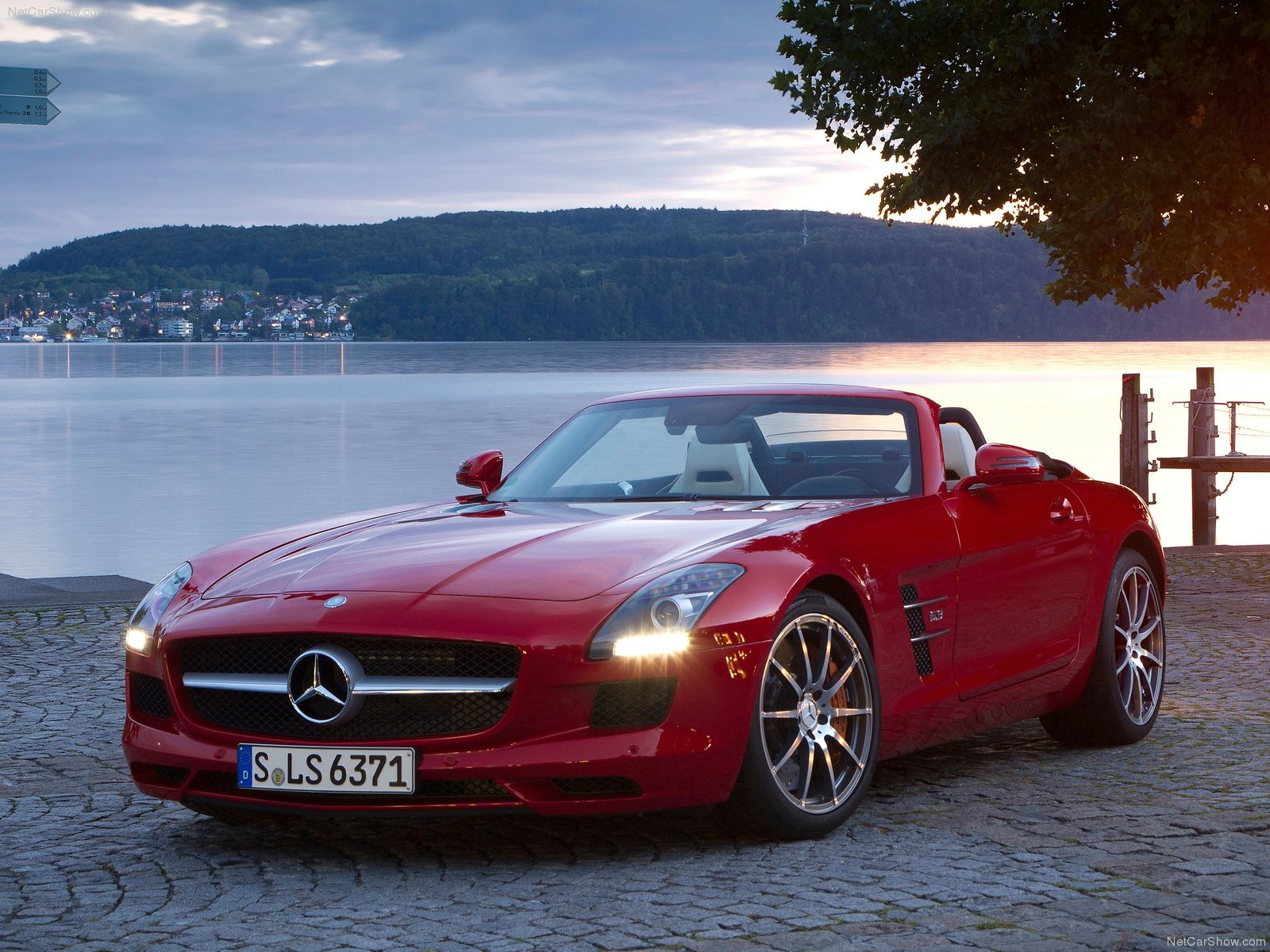 My perfect mercedes sls amg 3dtuning probably the best for 2012 mercedes benz sls amg