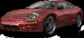 Mitsubishi Eclipse 2 Door Coupe 2003