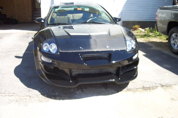 Mitsubishi Eclipse 2 Door Coupe 2003