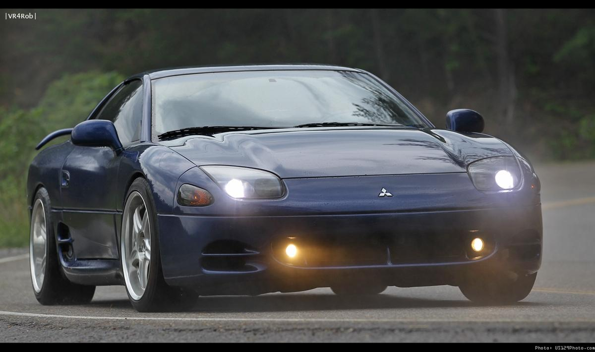 Mitsubishi 3000gt 1997 Black Images & Pictures - Becuo