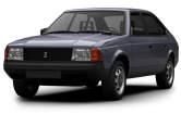 Moskvich 2141 5 Door Hatchback 1986