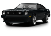 Mustang Cobra Coupe 1974