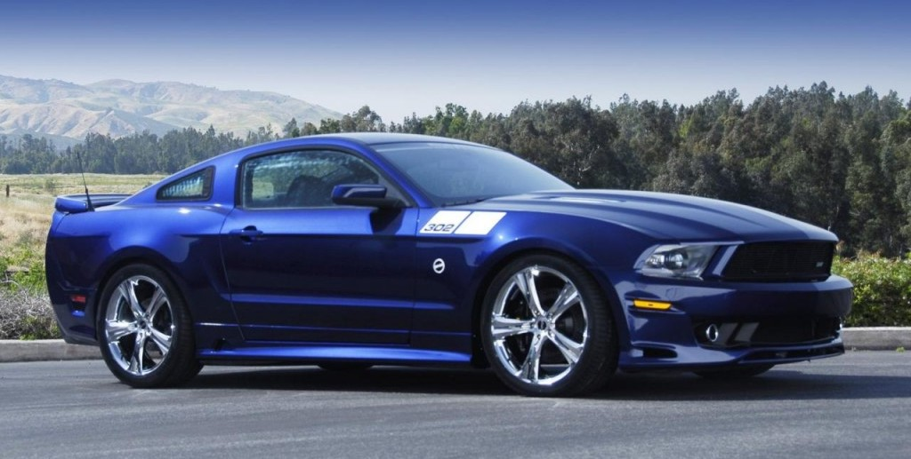Mustang Mustang Coupe 2010