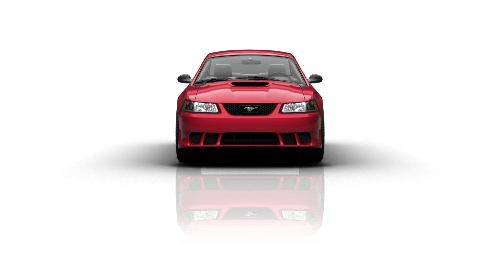 Mustang Saleen S281 Coupe 2000