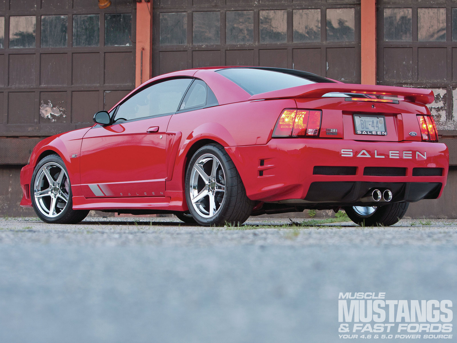 3DTuning of Mustang Saleen S281 Coupe 2000 3DTuningcom  unique