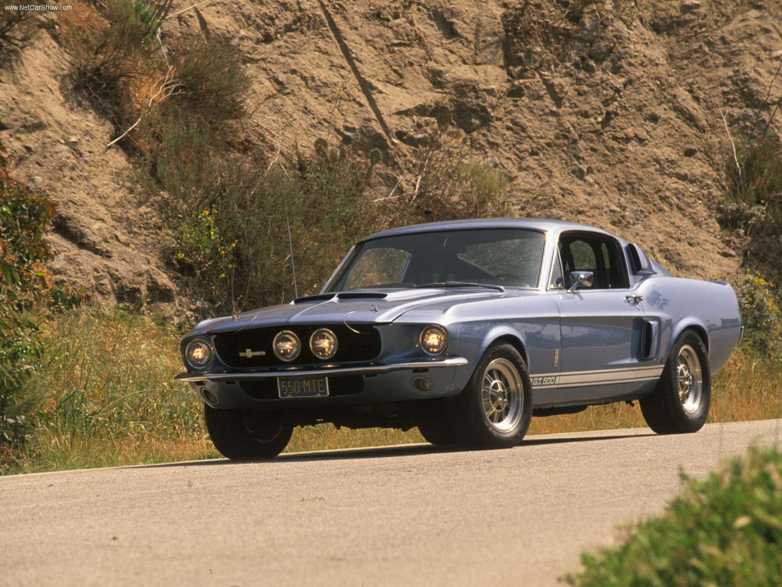Mustang Shelby GT500 Coupe 2967