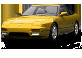 Nissan 240 SX S13 Coupe 1989