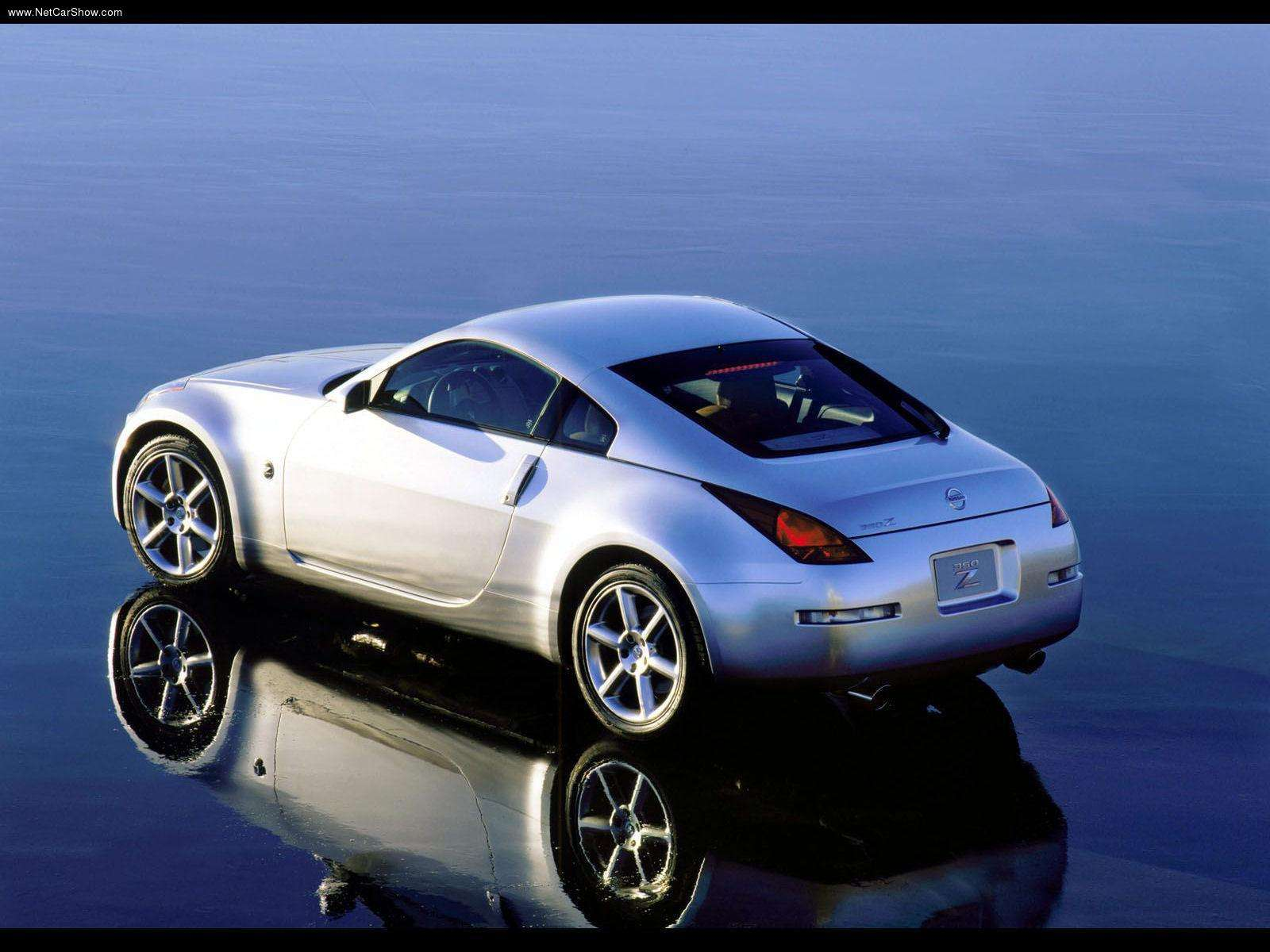 Nissan 350z Z33 Coupe 2003